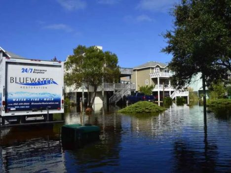 Rapid Water Removal North Carolina